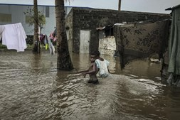 Autoridades moçambicanas contabilizam prejuízos após ciclone Eloise