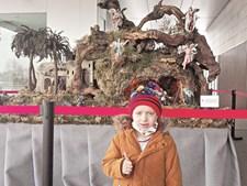 Pequeno Tomás Leal, de Marinhais, em Salvaterra de Magos, com apenas 6 anos está a enfrentar um segundo cancro