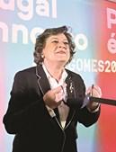 Ana Gomes teve no Norte do país uma das maiores forças de apoio