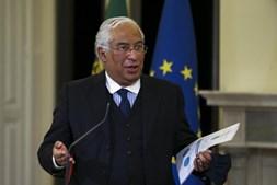 """Primeiro-ministro, António Costa, disse que """"o pior ainda vai durar mais umas semanas"""""""
