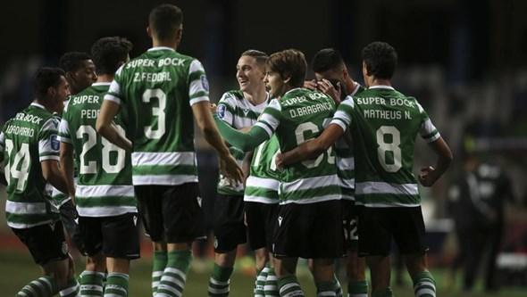 Sporting está na final da Allianz Cup com segundo golaço decisivo contra o FC Porto