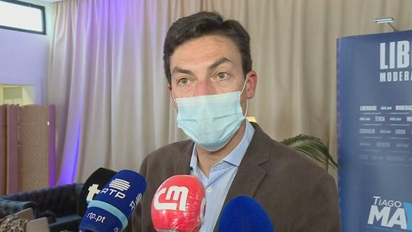 """""""A general Marta Temido já não deveria estar em funções"""", defende Tiago Mayan Gonçalves"""