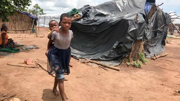 Desnutrição crónica afeta 38% das crianças menores de cinco anos em Moçambique