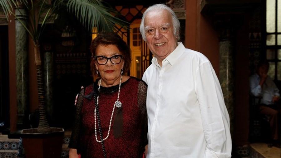 A mulher que esteve sempre ao lado de Carlos do Carmo: 'Foi o grande prémio da minha vida'