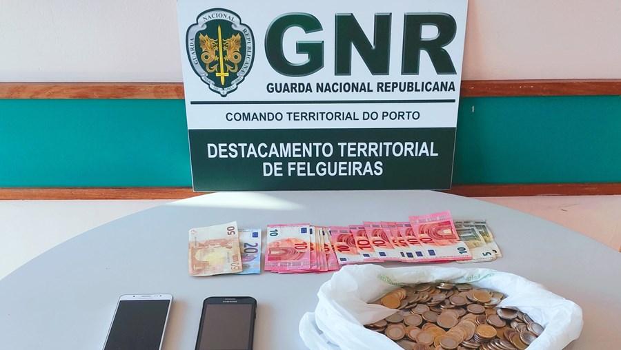 Detidos por tráfico em Felgueiras