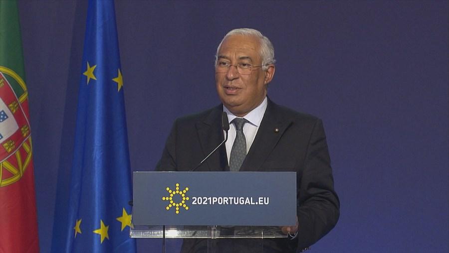 António Costa inicia corrida na maratona da União Europeia