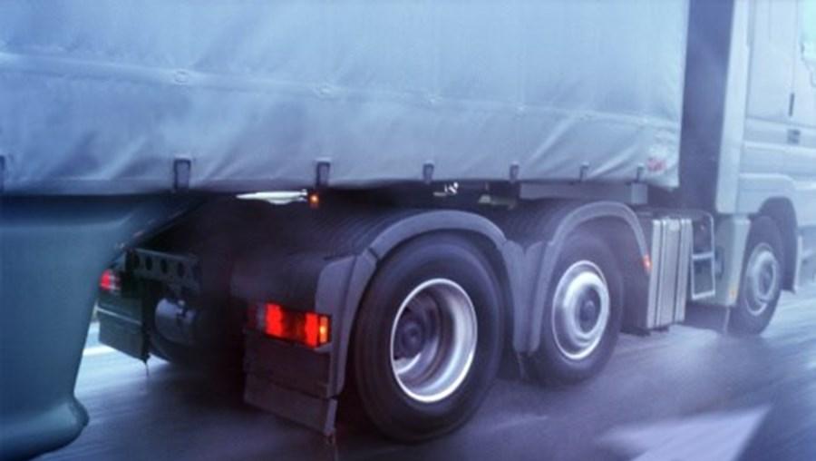 Camião - Imagem ilustrativa
