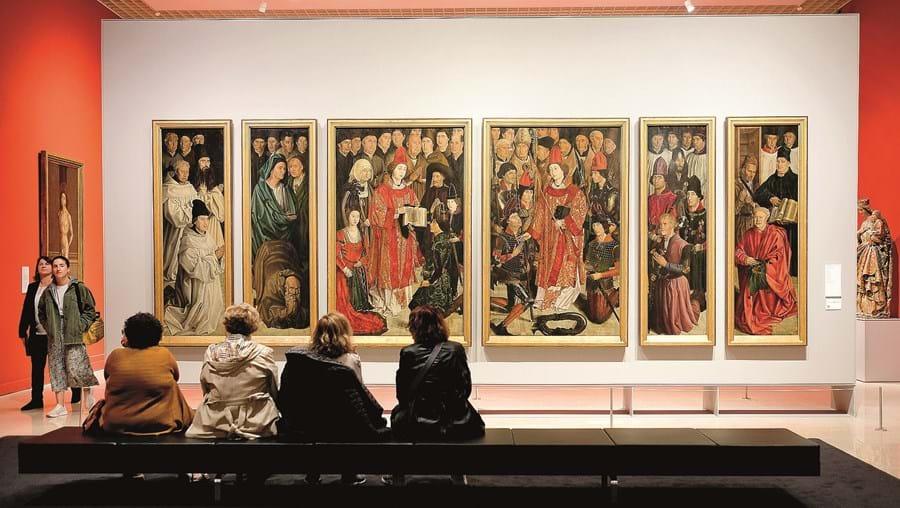 O Museu Nacional de Arte Antiga é um dos espaços contemplados na nova medida do Governo
