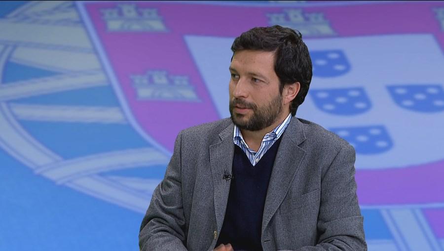 João Ferreira, candidato às presidenciais apoiado pelo PCP
