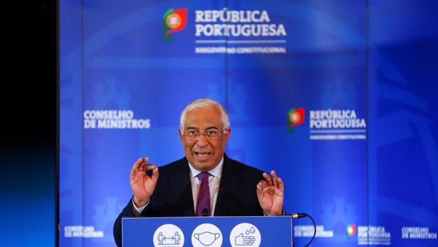 António Costa apelou para os portugueses não desvalorizarem a pandemia
