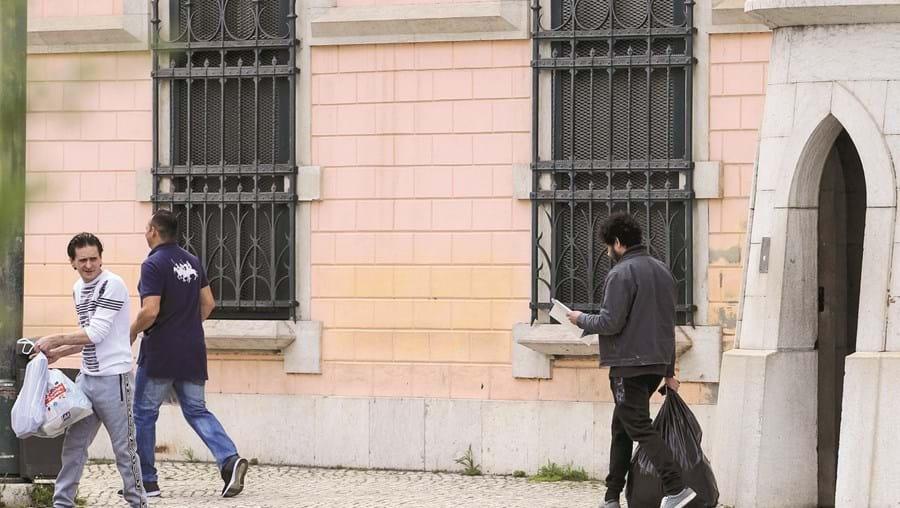 A atual pandemia do novo coronavírus foi a principal razão que esteve na base da diminuição da população prisional em Portugal ao longo de todo o ano passado