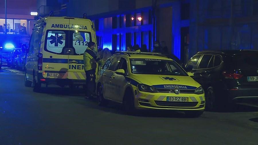 Duas mulheres morrem em incêndio dentro de habitação no Porto