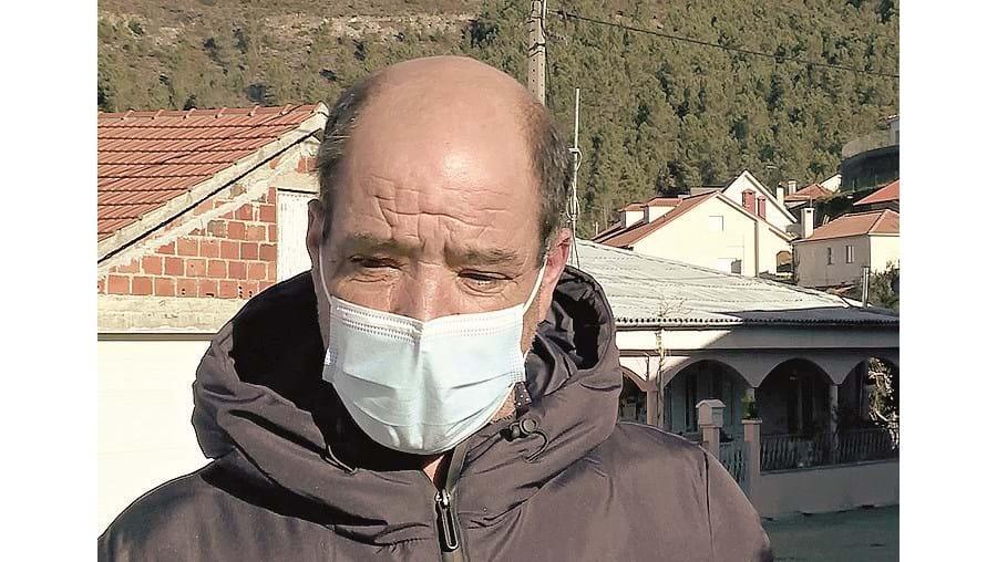 Arlindo Neves salienta que, entre 27 e 28 de dezembro, todos ficaram positivos na aldeia