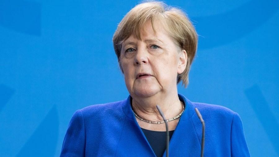 Chanceler alemã, Angela Merkel