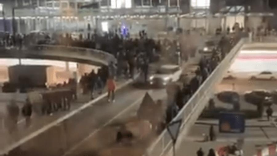 Polícia manda evacuar Aeroporto de Frankfurt na Alemanha