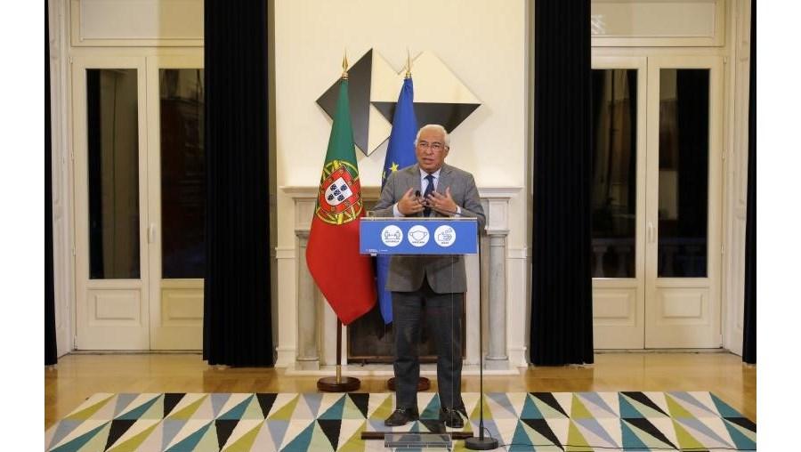 Conselho de Ministros reunido. António Costa apresenta novas medidas hoje