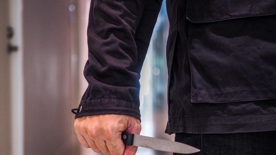 Atacante andou dois dias com paradeiro incerto até ser apanhado por agentes da PSP