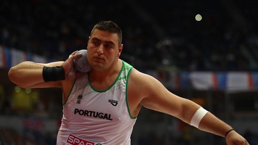 Recordista nacional do lançamento do peso Tsanko Arnaudov infetado com Covid-19