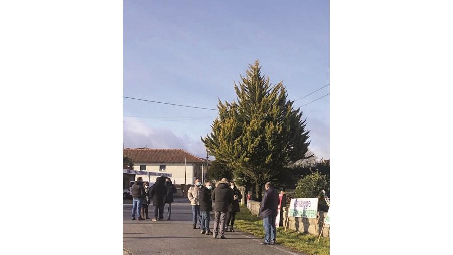 Dezenas de pessoas recusaram ontem votar em Morgade, no concelho de Montalegre, como forma de protesto contra o projeto de prospeção de lítio