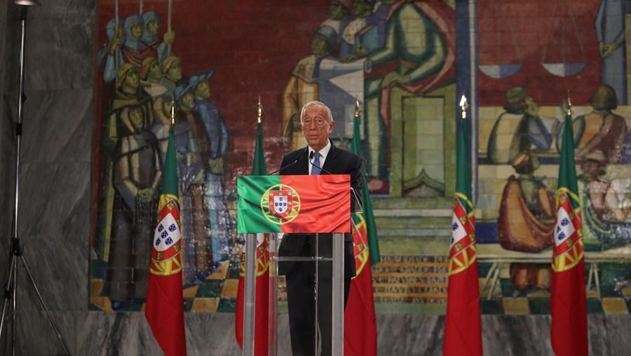 Marcelo Rebelo de Sousa reeleito Presidente da República