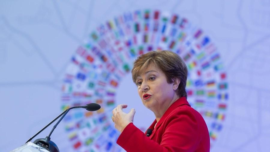 Kristalina Georgieva FMI