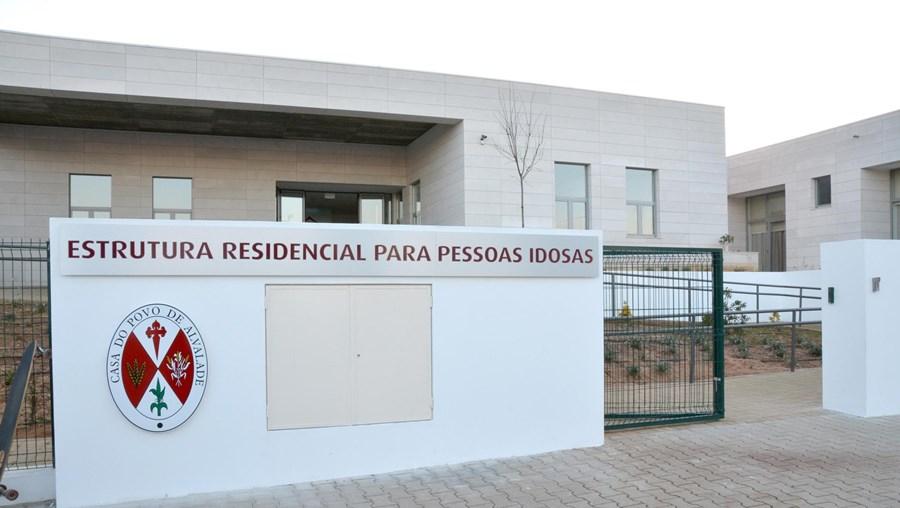 Estrutura Residencial para Pessoas Idosas de Alvalade