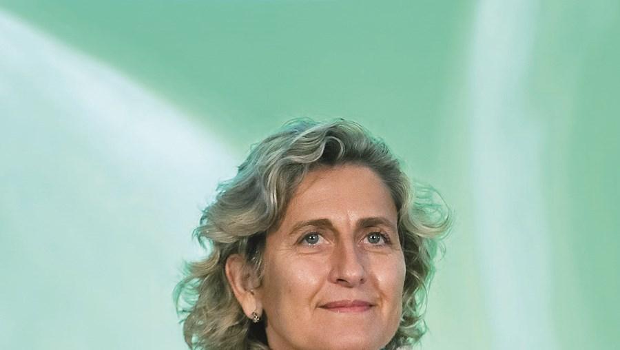 Ana Abrunhosa é ministra da Coesão Territorial