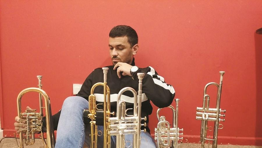 Luis Martelo é o terceiro melhor instrumentista do Mundo
