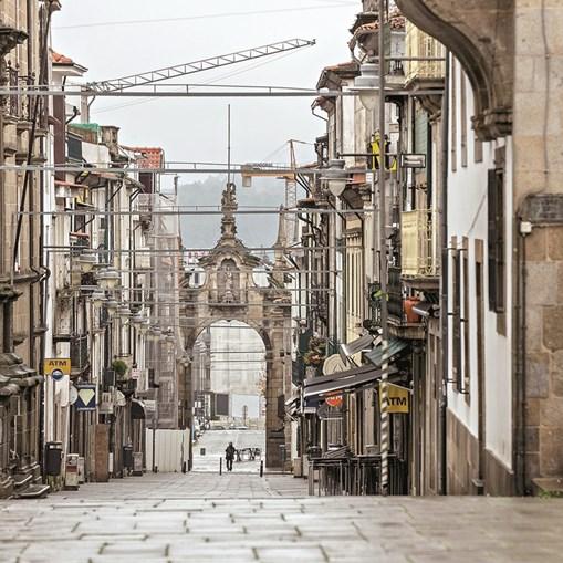 Braga teve a maior subida de casos