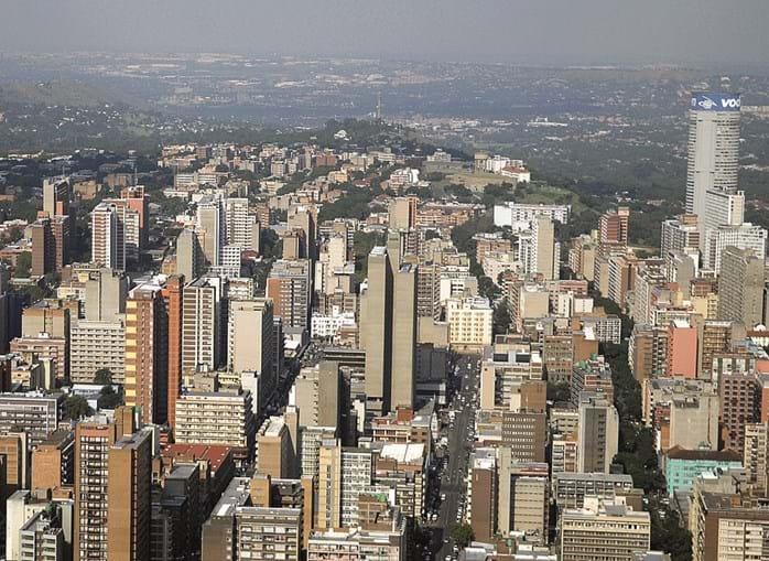 Crime  ocorreu nos  subúrbios de Joanesburgo