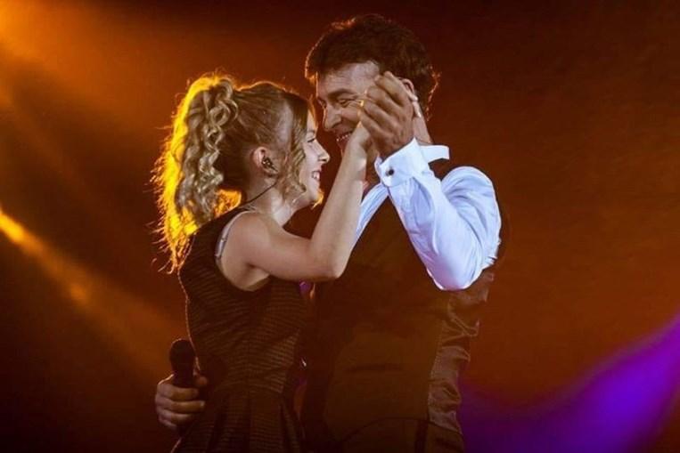 Tony Carreira e Sara