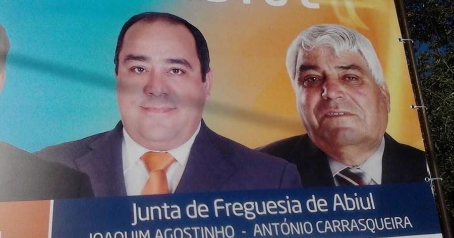 Joaquim Agostinho e António Carrasqueira são dois dos arguidos. O segundo liderou a autarquia