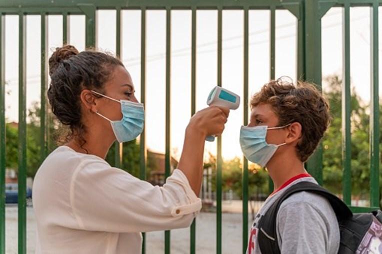 Controlo da temperatura nas escolas