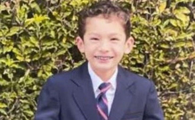 Stephen matou o filho, Pierce, de apenas nove anos, a tiro