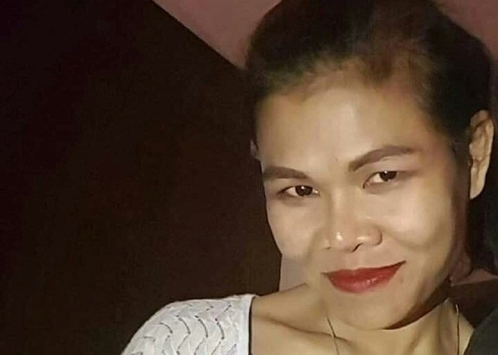 Natchaya Saranyphat tinha 40 anos e foi decapitada