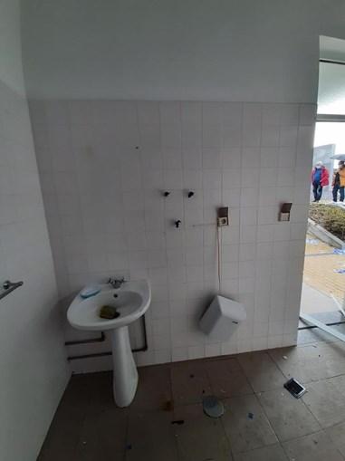 Centro Cívico de Baião vandalizado durante a madrugada