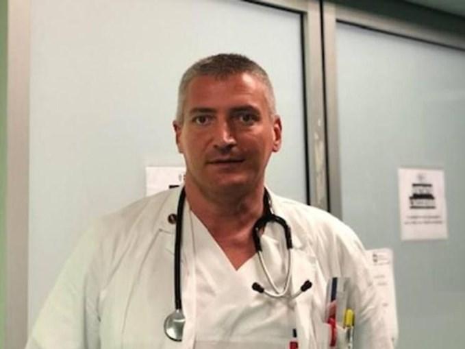 O Médico Carlo Mosca