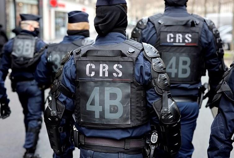 Polícia em França