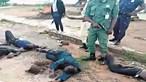 Vídeo revela violência da polícia em massacre de manifestantes em Angola