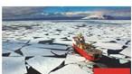 Aquecimento global: Gelo derrete a um ritmo alarmante