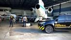 Avaria em avião denuncia traficantes que tentavam viajar do Brasil para Portugal