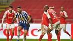 FC Porto parte em vantagem na Taça após empate polémico em Braga