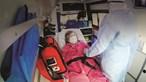 """""""Por favor, não me levem para aquela Urgência"""", pede idosa com Covid-19 que esteve à espera dois dias no hospital em Lisboa"""
