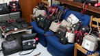 Ladrões fogem 6 quilómetros à Polícia com 20 mil euros em malas