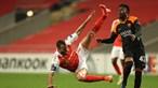 Chegaram viram e venceram: Roma bate Sp. Braga na pedreira