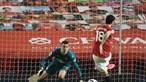 Bruno Fernandes segura o 2.º lugar do Manchester United na Liga inglesa