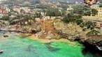 Centenas de caixões caem ao mar após desabamento de cemitério em Itália