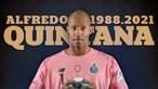 'Um verdadeiro Dragão': a despedida do FC Porto a Quintana, o guarda-redes de andebol que morreu aos 32 anos