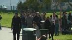 Manifestação contra o uso de máscara junta mais de 100 pessoas em Belém. Veja as imagens