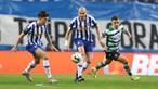 Sporting agarra empate importante no Dragão e mantém sonho do título distante para o FC Porto